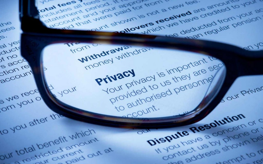 Importance of privacy policy