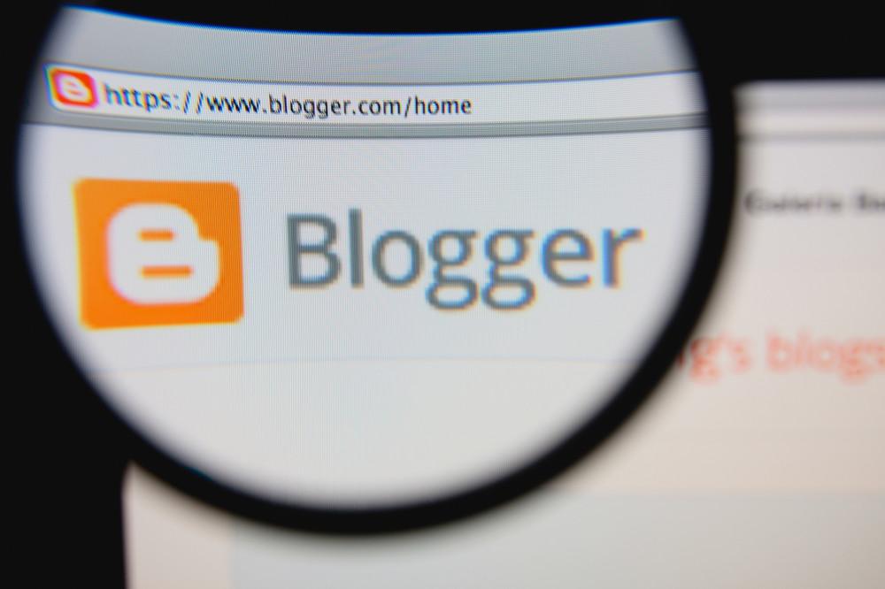 ब्लॉगर ब्लॉग का ब्लॉग एड्रेस