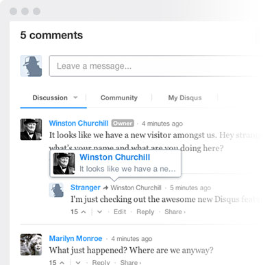 Disqus 2012 Launched - Have you upgraded?