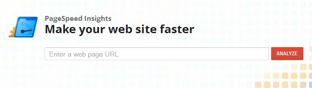 गूगल पेज स्पीड इंसाइट्स