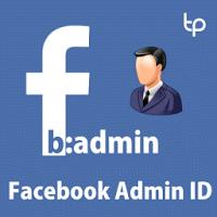 fb admin id
