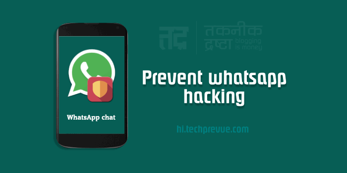 prevent WhatsApp hacking