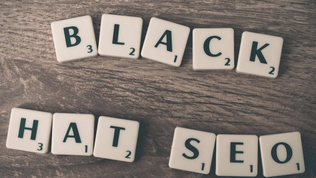 ब्लैक हैट एसईओ क्या है