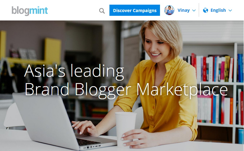 Blogmint Discover Campaigns