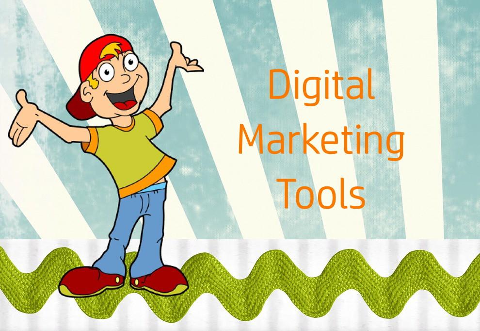 डिजिटल मार्केटिंग टूल