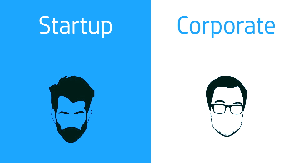 Startup vs Corporate job