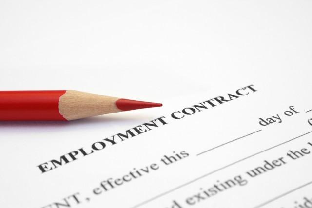 एम्पलॉयमेंट कॉन्ट्रैक्ट - Employment contract