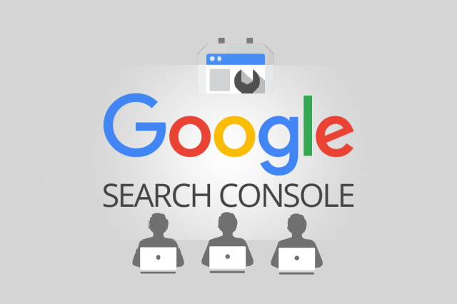 Add user to search console