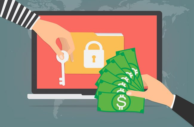 Ransomware virus expert tips